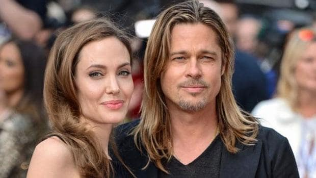 Angelina Jolie and Brad Pitt Split