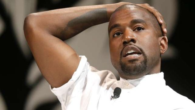 Kanye West Handcuffed and Hospitalized
