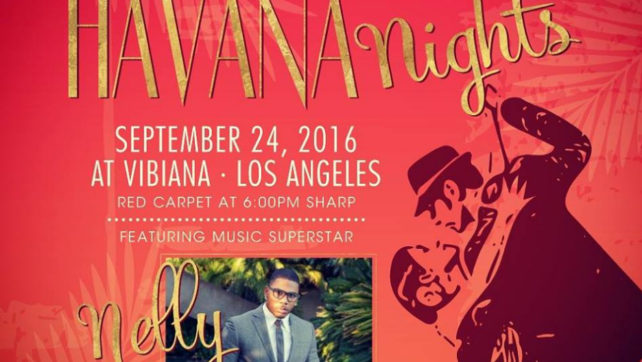 "Face Forward's 7th Annual Gala, ""Havana Nights"""