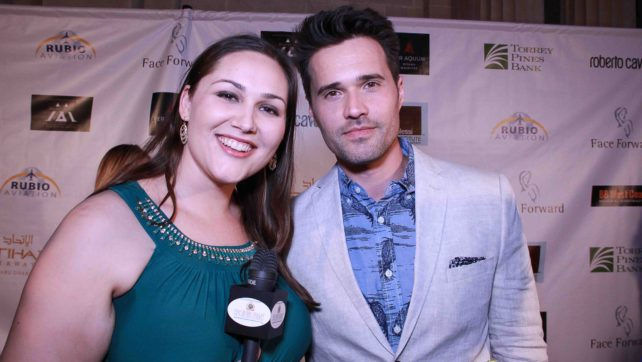 Face Forward Nelly and Brett Dalton Interviews