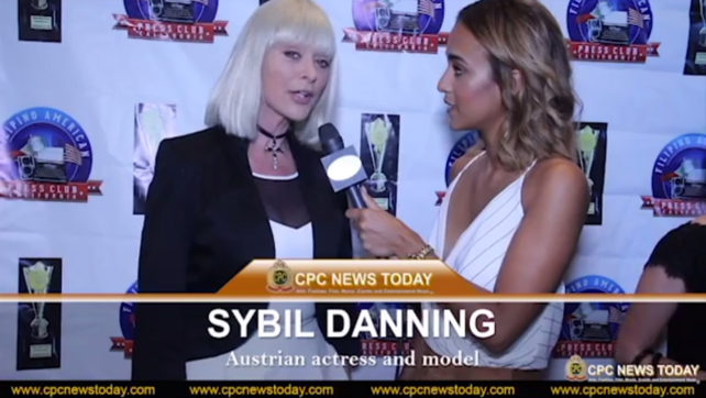 FAPCCA Media Awards Sybil Danning Interview