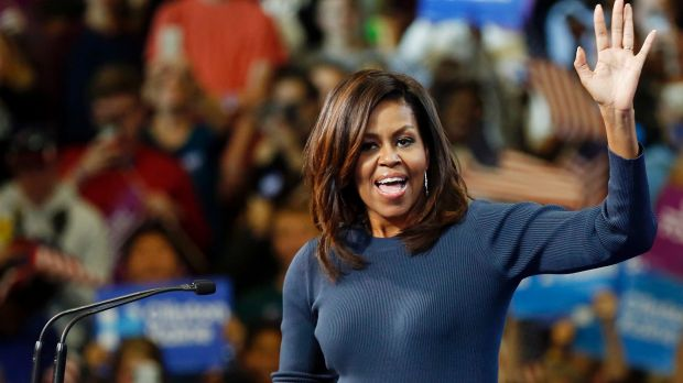 Michelle Obama's EPIC Speech On Trump's Sexual Behavior