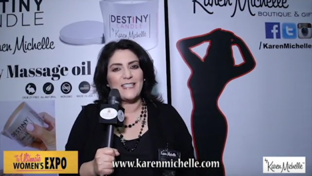 Karen Michelle Women's Expo 2016